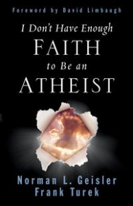 Faith to be an Atheist